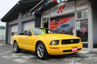 Used 2005 Ford Mustang V6 for sale in Sudbury, ON