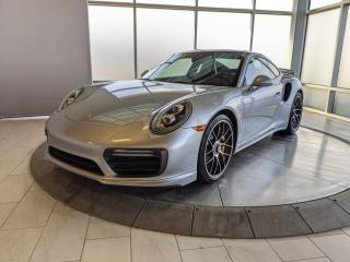 Used 2017 Porsche 911 Turbo S | CPO | Ext. Warranty | Burmester for sale in Edmonton, AB