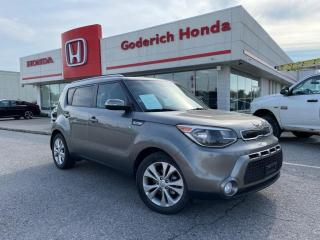Used 2015 Kia Soul EX+ for sale in Goderich, ON