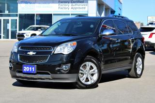 Used 2011 Chevrolet Equinox 2LT for sale in Toronto, ON