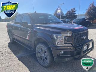Used 2018 Ford F-150 Lariat | CLEAN CARFAX | ALLOYS | TRAILER TOW PKG | KEYLESS ENTRY | for sale in Barrie, ON