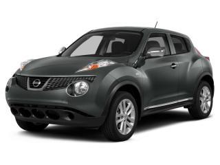 Used 2014 Nissan Juke SL for sale in Mississauga, ON