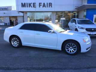 Used 2013 Chrysler 300C Keyless Entry, A/C Auto Climate Control, Daylight Saving Lights, AM/FM Stereo for sale in Smiths Falls, ON