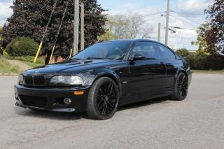 Used 2004 BMW 3 Series 2dr Cpe M3 for sale in North York, ON