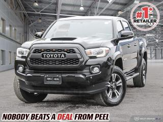 Used 2017 Toyota Tacoma TRD Sport for sale in Mississauga, ON