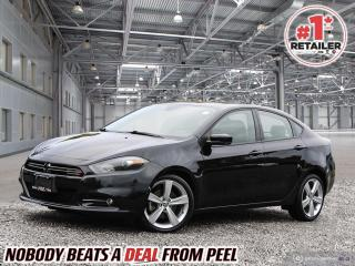 Used 2013 Dodge Dart Limited/GT for sale in Mississauga, ON