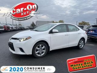 Used 2015 Toyota Corolla LE | NEW ARRIVAL | ALLOYS | REAR CAM for sale in Ottawa, ON