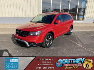 Used 2014 Dodge Journey Crossroad for sale in Southey, SK