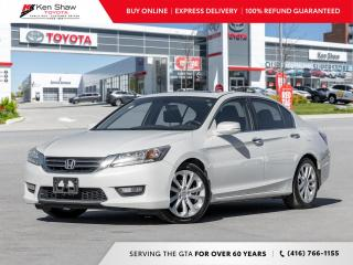 Used 2014 Honda Accord for sale in Toronto, ON