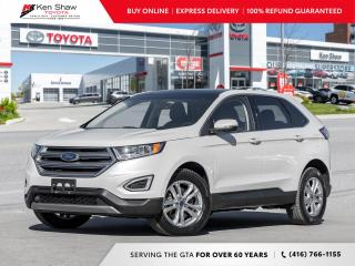 Used 2017 Ford Edge for sale in Toronto, ON