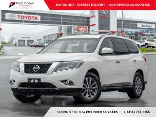 Used 2016 Nissan Pathfinder for sale in Toronto, ON