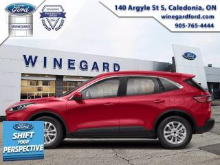 New 2021 Ford Escape SE for sale in Caledonia, ON