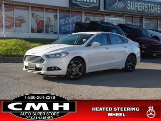 Used 2014 Ford Fusion SE for sale in St. Catharines, ON