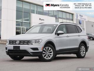 Used 2019 Volkswagen Tiguan Trendline 4MOTION  -  Apple CarPlay for sale in Kanata, ON