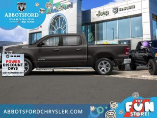 New 2022 RAM 1500 Limited  - Sunroof - Night Edition for sale in Abbotsford, BC
