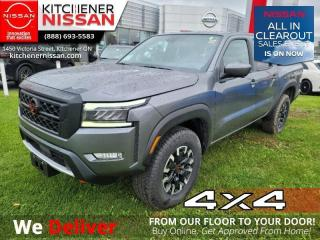 New 2022 Nissan Frontier Crew Cab PRO-4X  - Wi-Fi for sale in Kitchener, ON
