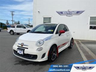 Used 2013 Fiat 500 ABARTH  - Leather Seats - $124 B/W for sale in Sechelt, BC