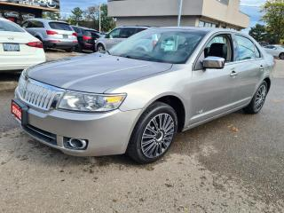 Used 2008 Lincoln MKZ 4dr Sdn AWD Premium Edition Fully Loaded!!! for sale in Mississauga, ON