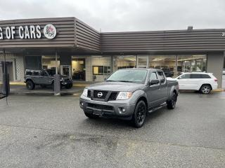 Used 2018 Nissan Frontier SV for sale in Langley, BC