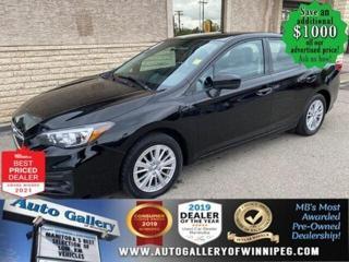Used 2017 Subaru Impreza Touring* AWD/Heated Seats/Bluetooth/Reverse Camera for sale in Winnipeg, MB