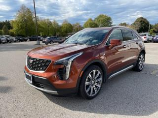 Used 2019 Cadillac XT4 for sale in Goderich, ON