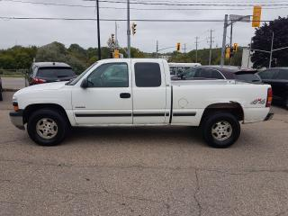 Used 2001 GMC Sierra 1500 4x4 for sale in Kitchener, ON