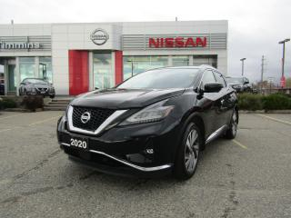 Used 2020 Nissan Murano SL for sale in Timmins, ON