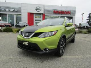Used 2017 Nissan Qashqai SL for sale in Timmins, ON
