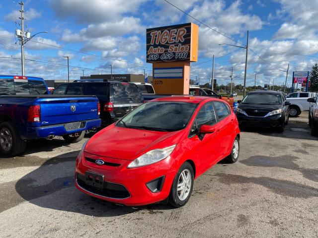 2012 Ford Fiesta SE*ALLOYS*POWER*AUTO*ONLY 109KMS*CERTIFIED