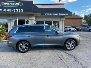 Used 2015 Infiniti QX60 for sale in Mississauga, ON