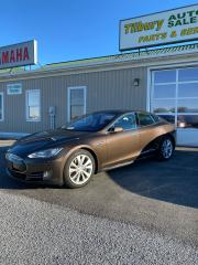 Used 2014 Tesla Model S Performance for sale in Tilbury, ON