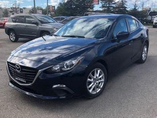 Used 2015 Mazda MAZDA3 GS with Navigation for sale in Bolton, ON