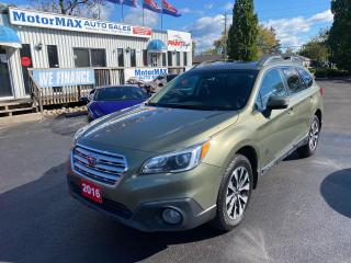 Used 2016 Subaru Outback 2.5i w/Limited Pkg for sale in Stoney Creek, ON