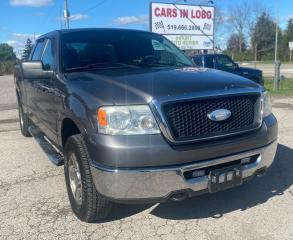 Used 2007 Ford F-150 XLT for sale in Komoka, ON