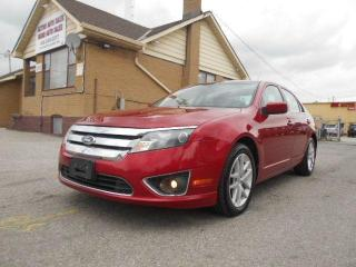 Used 2010 Ford Fusion SEL 2.5L Loaded Leather Sunroof ONLY 112,000Km for sale in Rexdale, ON