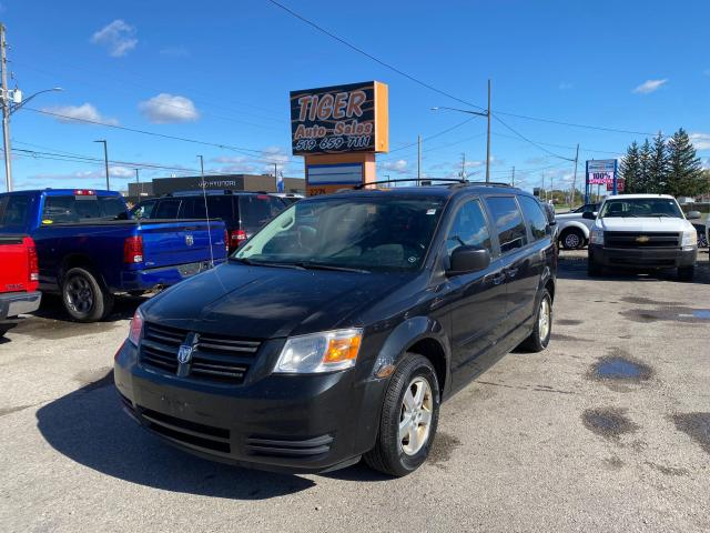 2010 Dodge Grand Caravan SE*ALLOYS*STOWNGO*RUNS WELL*AS IS SPECIAL