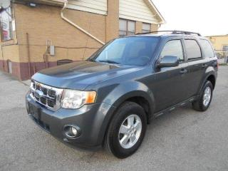 Used 2009 Ford Escape XLT 2.5L FWD Loaded Certified 170,000Km for sale in Rexdale, ON