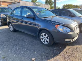 Used 2009 Hyundai Accent MAN L for sale in Mississauga, ON