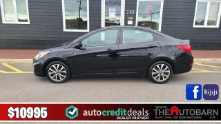 Used 2017 Hyundai Accent SE for sale in Saint John, NB