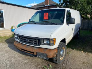 Used 2003 Ford Econoline AS-IS for sale in Mississauga, ON