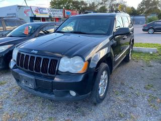 Used 2010 Jeep Grand Cherokee North for sale in Mississauga, ON
