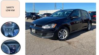 Used 2017 Volkswagen Golf 5dr HB Auto 1.8 TSI B-TOOTH B-CAMERA SAFETY ALLOY for sale in Oakville, ON
