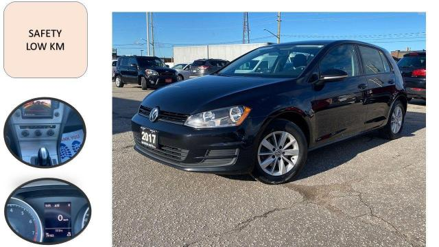 2017 Volkswagen Golf 5dr HB Auto 1.8 TSI B-TOOTH B-CAMERA SAFETY ALLOY