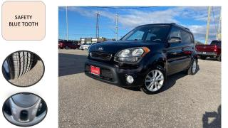 Used 2013 Kia Soul AUTO 5DR SAFETY PW PL PM B-TOOTH H-SEATS for sale in Oakville, ON