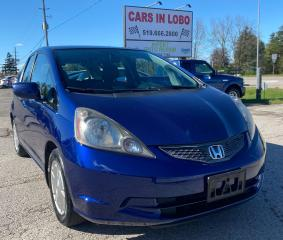 Used 2011 Honda Fit LX for sale in Komoka, ON