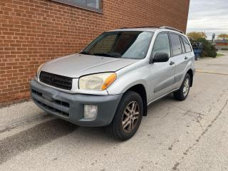Used 2001 Toyota RAV4 4WD /RAV4 for sale in Oakville, ON
