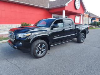 Used 2017 Toyota Tacoma TRD Sport for sale in Cornwall, ON