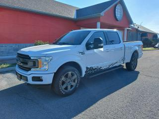 Used 2020 Ford F-150 Xlt/ sport for sale in Cornwall, ON