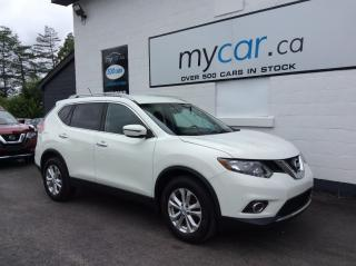 Used 2016 Nissan Rogue SV SPECIAL EDITION, HEATED PWR SEAT, ALLOYS!! for sale in Kingston, ON