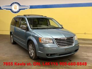 Used 2010 Chrysler Town & Country Limited, Navi, Learther, Roof, Dual DVD for sale in Vaughan, ON
